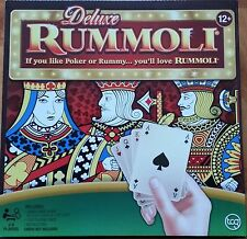 Rummoli / Rumoli Deluxe Board Game - NEW (All New Box & Playing Board)