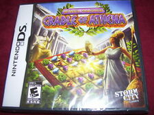 JEWEL MASTER: CRADLE OF ATHENA DS FACTORY SEALED!!!  MUST L@@K!!!  SHIPS FAST!!!