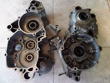 Kawasaki KX125 Engine Bottom End Cases Crankcase Right Left Case 1995 1996 1997