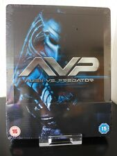 Blu ray steelbook Alien VS Predator U.K exclusive New & Sealed NEUF sans VF
