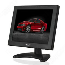 "10.4"" inch HDMI BNC LCD Color Monitor Screen for PC Security CCTV DVR DVD Camera"