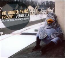 Suburbia I've Given You All and Now I'm Nothing [Digipak] by The Wonder Years...