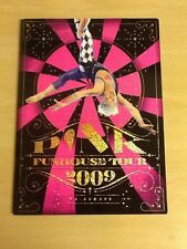 P!NK-(PINK)-FUNHOUSE-OFFICIAL TOUR PROGRAMME-2009 UK/EUROPE-EXCELLENT PLUS/MINT