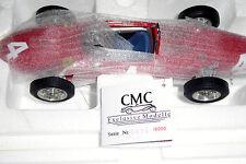 CMC 1/18 Ferrari Dino 156 F1 Sharknose 4 1961 Belgian Grand Prix Phil Hill M-070