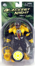 Blackest Night Series 7 YELLOW Lantern ARKILLO 7in Action Figure DC Direct Toys