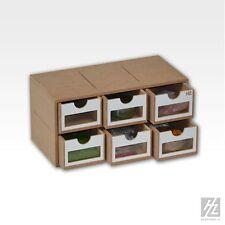 Hobby Zone OM01a Six-Drawer Module - Modular Workshop System