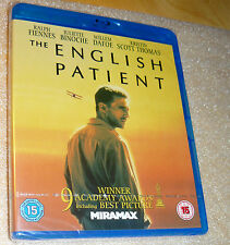 The English Patient [1996] [Blu-ray] *Brand New & Sealed* Genuine UK Release