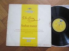 Rossini - Stabat Mater - LPM 18340 German DGG LP 1958