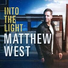 Into the Light: Life Stories & Love Songs - Matthew West (CCM) (CD, 2012)