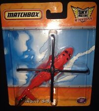 Matchbox Sky Busters Missions Sikorsky S-92 2011 Aircraft