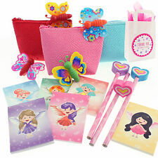 Girls Ready To Fill Party Bags - Thank You For Coming To My Party - NAOMI