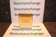 Idole d'Armani Giorgio Armani Perfume Eau De Parfum Spray 1 oz Sealed Box