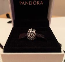 New PANDORA Sparkling Pineapple Charm with Cubic Zirconia