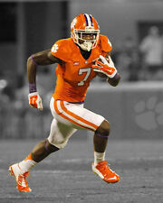 Clemson Tigers MIKE WILLIAMS Glossy 8x10 Spotlight Photo College Print Poster