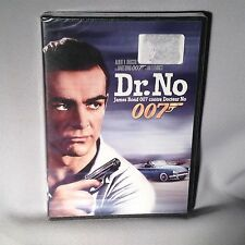 DVD Dr No JAMES BOND 007 (SEAN CONNERY) NEW MINT SEALED