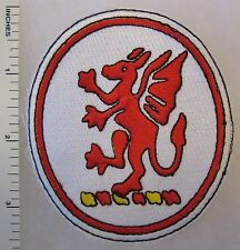 13th FIELD ARTLLERY REGIMENT US ARMY POCKET PATCH (on WHITE) for VETERANS
