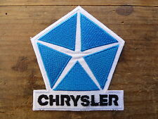 ECUSSON PATCH THERMOCOLLANT aufnaher toppa CHRYSLER dodge jeep ram 300c voyager