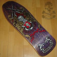 SANTA CRUZ - Soren Aaby - Skateboard Deck - Old School - NOS - Coat Of Arms