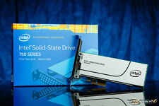 Intel 750 Series AIC 800GB NVMe PCI-e 3.0 x4 MLC Internal SSD - SSDPEDMW800G4X1