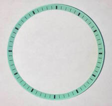 Mint Green SEIKO SKX007 Chapter Ring (minute track)- 7S26 mod part, BRAND NEW