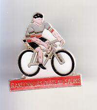 RARE PINS PIN'S .. VELO CYCLISME CYCLING TOUR DE FRANCE CHATEAU SALINS 57 ~CJ