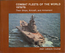 Combat Fleets of the World 1978-79-Ships, Aircraft & Armament-HC/DJ-1978