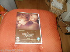 A Thousand Acres 1997 Starring: Jessica Lange    uk dvd