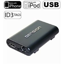 Opel Navi cd70 iPhone 3 3gs 4 4s + USB adaptador de interfaz Astra H TwinTop Combo C