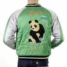 Toyo Tailor 2012 Memorial Musashi Giant Panda Reversible Suka jacket TOYO1084