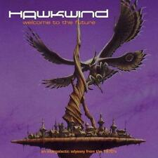Hawkwind(2CD Album)Welcome To The Future-Secret-SMDCD565-UK-2006-New