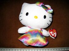 Raro Ty Hello Kitty Beanie Babies b039