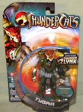 "TYGRA Bandai Thundercats Cartoon Network 4"" Action Figure"