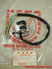 NOS Honda C50 C65 C70  DIMMER Handle SWITCH LH P/N 35300-041-013 Genuine Japan