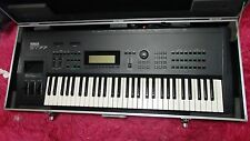 USED  YAMAHA SY77   Music Synthesizer Keyboard  Wolrdwide shipment