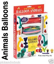 How To Make  Animal Balloon Kit Kids Fun Parties Toys Step-By-Step