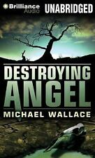 Michael Wallace - Destroying Angel Used - Compact Discs audio book