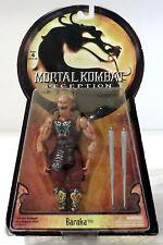 * Muy Rara * Mortal Kombat: Deception-Baraka Figura De Acción