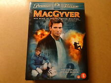 6-DISC DVD BOX / MACGYVER: SEASON 2
