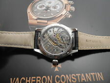 ANTIQUE VACHERON & CONSTANTlN CALIBER V439 17JEWELS SWISS CASE SAPPHIRE CRYSTAL