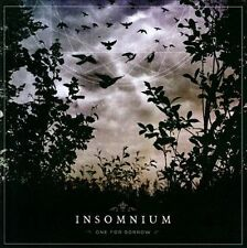 One for Sorrow by Insomnium (Death metal) (CD, Oct-2011, Century Media (USA))