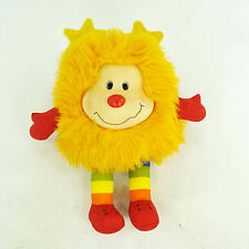 Vintage Rainbow Brite Orange Sprite Plush Doll Hallmark
