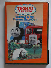 Thomas & Friends - Thomas & His Friends Help Out (DVD, 2003)