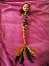 ��Monster High Toralei Great Scarrier Reef Doll Missing Parts Great For Ooak!��