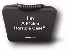 I'm A F*ckin Horrible Case For Cards Against Humanity Game Black X-Large Funny