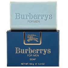 150 Gramm Burberrys for Men Vintage Seife Soap Savon