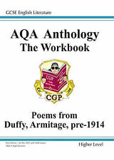 GCSE English Literacy AQA Anthology: Higher Poetry Workbook: Duffy and Armitage