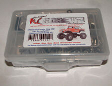 HPI RACING CRAWLER KING RTR RC SCREWZ SCREW SET STAINLESS STEEL HPI052