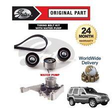 Para Jeep Cherokee 2.8 Td 2004-2008 Bomba De Agua Kit & calendario Cam cinturón tensor Set