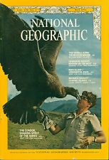 *NATIONAL GEOGRAPHIC MAGAZINE MAY 1971 -Mexican Border - Leningrad - Buck Island