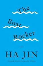 The Boat Rocker by Ha Jin (2016, Hardcover)
